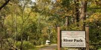 Eno River path