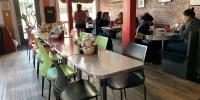 Diner in Richmond, VA