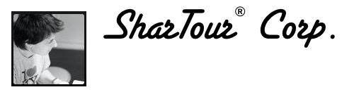 SharTour® Corp. Logo