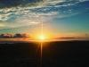 Sunrise over John o'Groats